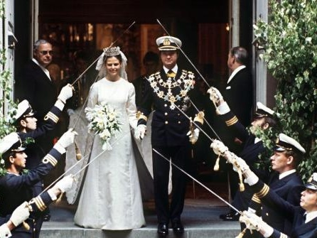 Schwedischer König Carl Gustaf ist 75 Jahre alt