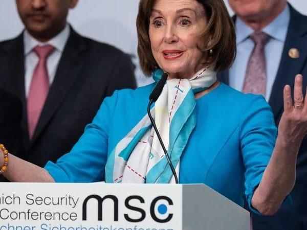 Münchner Sicherheitskonferenz: US-Demokraten widersprechen Pompeo: Überleben nur zusammen