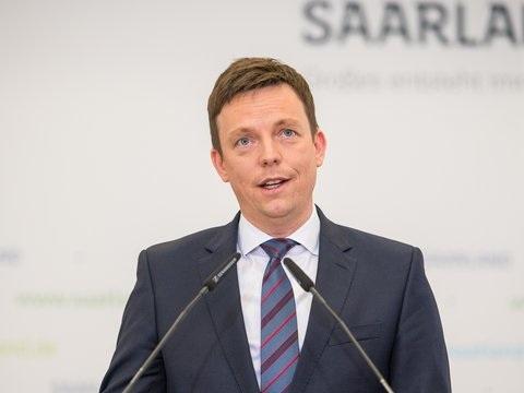 Saarlands Ministerpräsident - Hans: Laschet, Merz und Röttgen sollten sich zusammensetzen