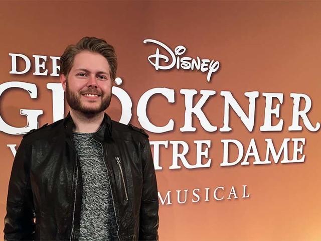 Disneys DER GLÖCKNER VON NOTRE DAME-Premiere in Berlin