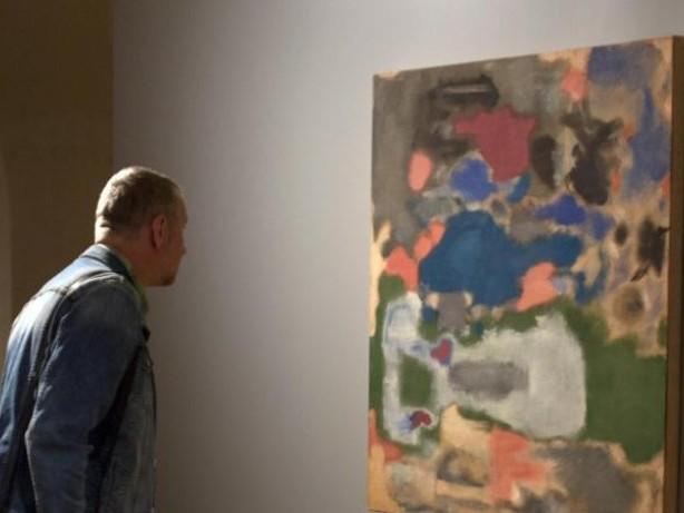 Maler: Neue Ausstellung mit Originalwerken von Mark Rothko