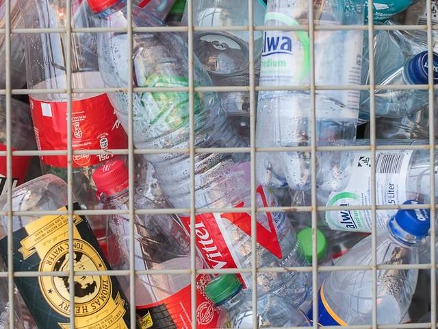 Ab 2022: Continental will Reifen aus recycelten PET-Flaschen herstellen