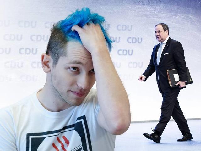 Kanzlerkandidaten-Triell mit Rezo auf Youtube? Armin Laschet sagt ab