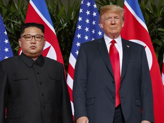 Trump und Kim Jong-un planen zweites Treffen