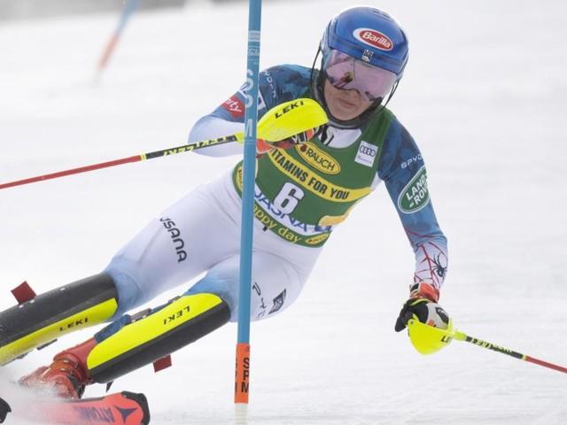 Shiffrin holt im Jasna-Slalom 69. Weltcup-Sieg, Liensberger Vierte