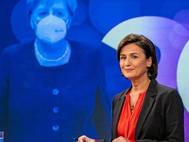 """TV-Talk: """"Maischberger"""": Söders entlarvende Antwort auf die K-Frage"""