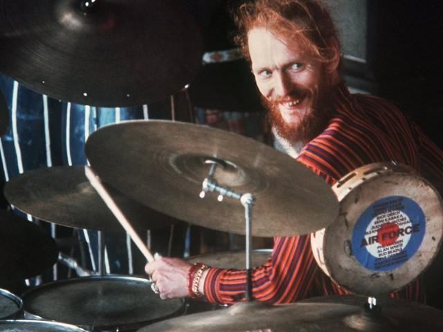 Cream-Drummer: Ginger Baker ist tot