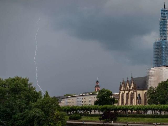 Zum Wochenende: Neue Unwetter ziehen über Deutschland