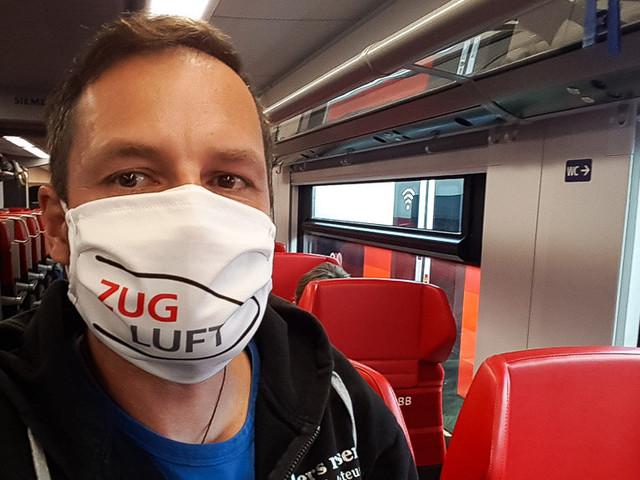Zugreisen und Coronavirus: Das solltest Du vor Deiner Reise wissen