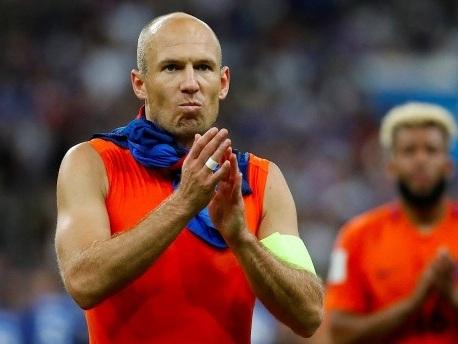 WM-Qualifikation: Die letzte Hoffnung von Robben