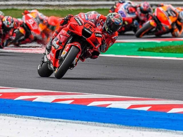 Bagnaia feierte zweiten MotoGP-Sieg in Folge