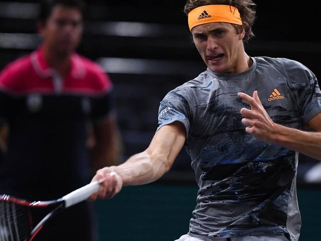 Tennis in Paris: Zverev im Schnelldurchgang im Achtelfinale