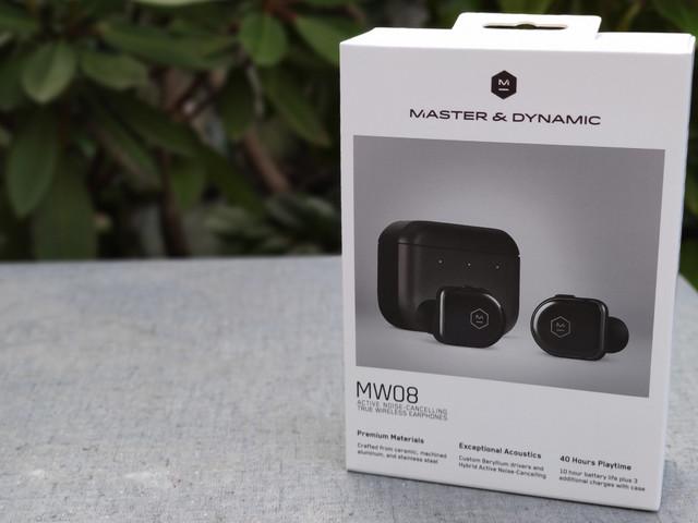 Master & Dynamic MW08: Edle In-Ear-Kopfhörer mit ANC im Test