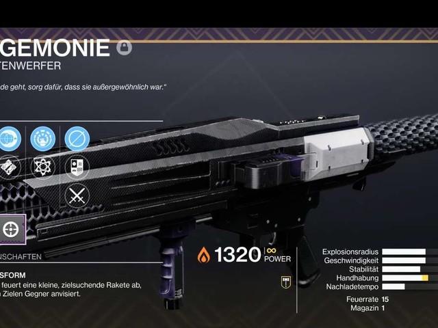 Destiny 2: Neues Update macht schwache Ritualwaffe aus Season 15 nun bärenstark