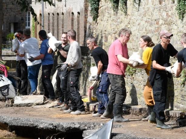 Leitartikel: Hilfsbereitschaft nach Flut: Solidarität in der Katastrophe