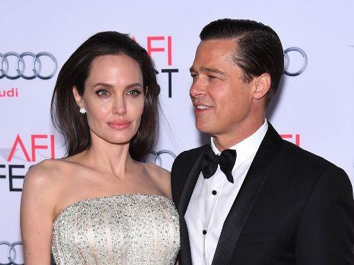 Brad Pitt und Angelina Jolie: Familien-Reunion statt Scheidung?