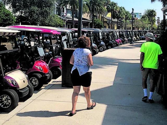Die Oldies in Florida könnten die Wahl entscheiden