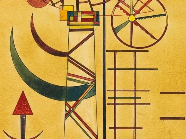 Auktionen: Verschollener Kandinsky für über eine Million versteigert