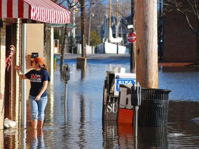 Steigender Meeresspiegel: Die Flut vor der Haustür