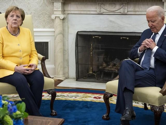 """USA-Experte über das Treffen von Merkel und Biden: """"Sie war schon Geschichte, als sie in Washington landete"""""""