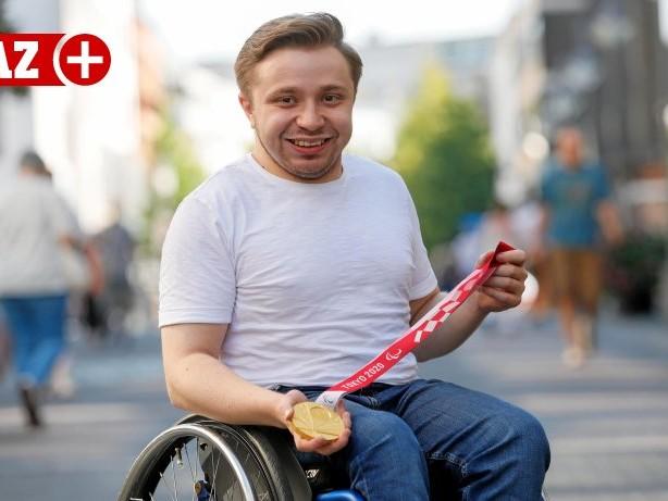 Para-Tischtennis: Paralympionike Valentin Baus: Die Gold-richtige Entscheidung