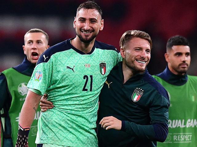 EM 2021: Italien und Donnarumma knacken Rekorde