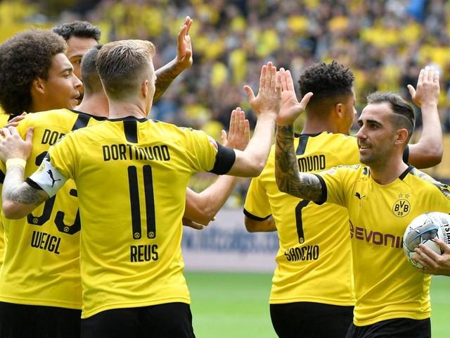 BVB erster Tabellenführer - Düsseldorf überrascht