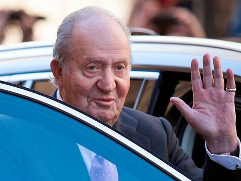 Ex-König Juan Carlos verlässt Spanien