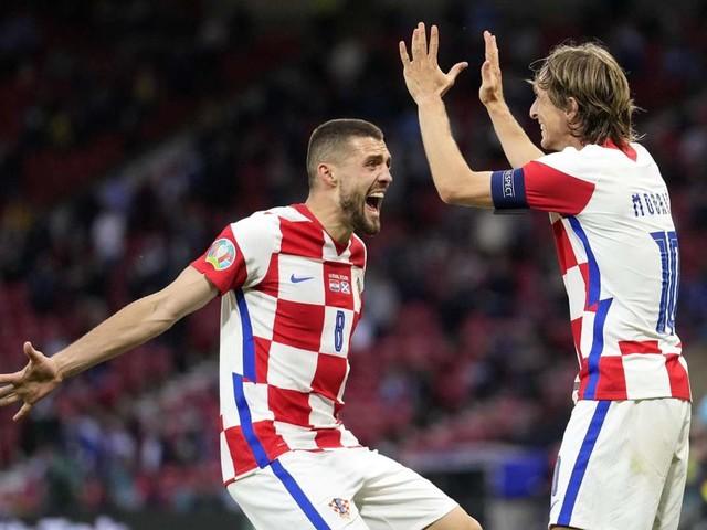 """Pressestimmen zur EM 2021: """"Kroatien feiert mit dem Phänomen Modric"""""""