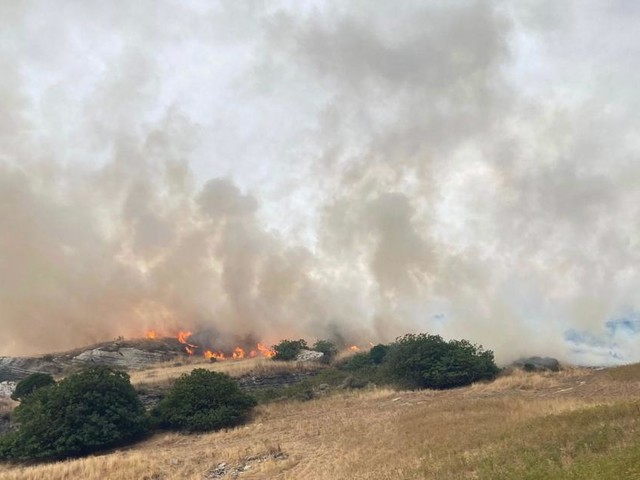 Sardinien brennt - und wer trägt die Schuld?