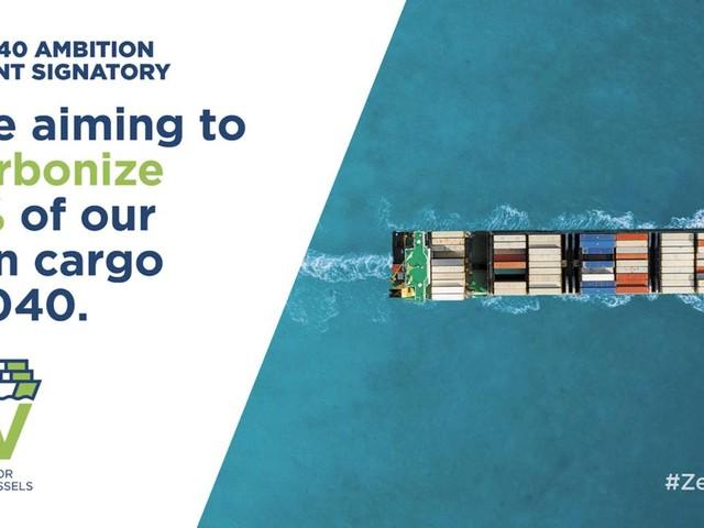 Tchibo schließt sich neuer Koalition für CO2-freien Schiffsverkehr bis 2040 an