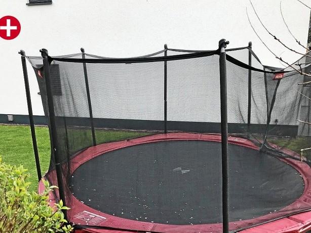 Garten Kramer: Olpe: Warum Thomas Kramer Trampoline nicht im Garten sieht