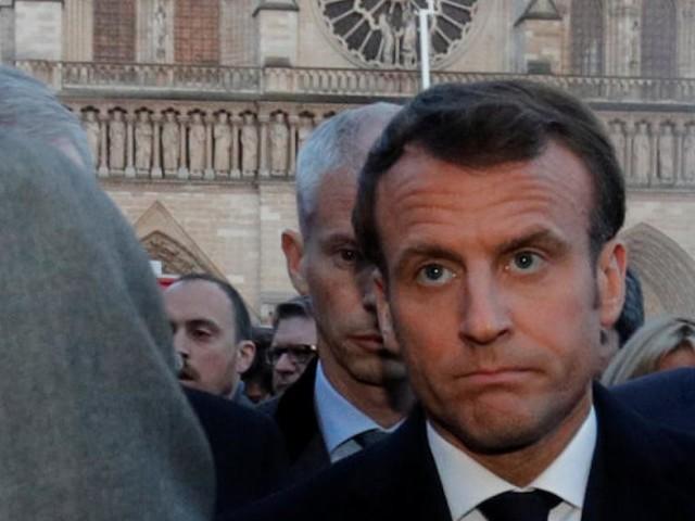 """Reaktionen auf den Brand von Notre-Dame: """"Wir sind heute alle mit Paris"""""""