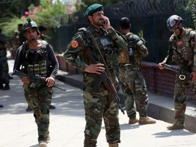 Viele Tote und Verletzte: Gefechte nach IS-Angriff in Afghanistan beendet