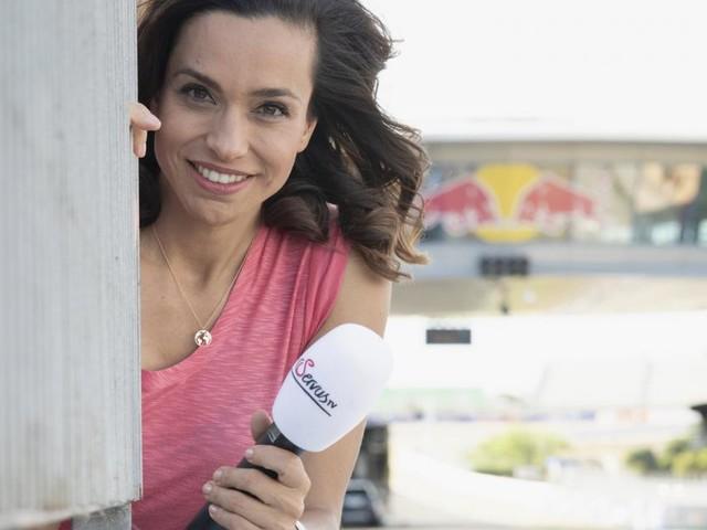 """ServusTV-Moderatorin Andrea Schlager: """"Ich bin die Mittelsfrau"""""""