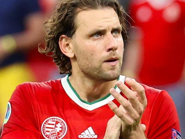 DFB-Gegner Ungarn: Adam Szalai steht immer wieder auf