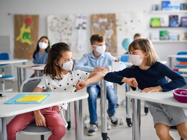 """""""Unterm Strich etwas weiter als im Sommer 2020"""": Schulstart in drei Bundesländern"""