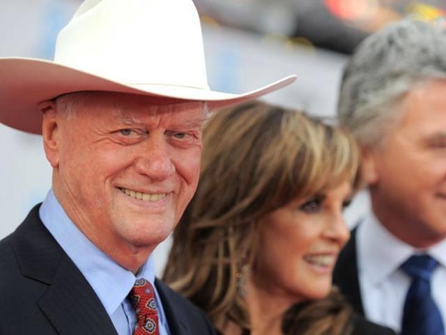 """30 Jahre Dallas: """"J. R."""" lebt und lacht in Altaussee"""