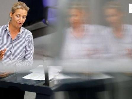 Deshalb will sich AfD-Spitzenkandidatin Alice Weidel vorerst nicht impfen lassen