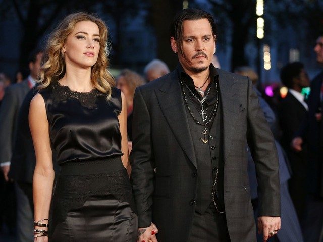 Prügel-Vorwurf unhaltbar: Johnny stand nicht mal neben Amber