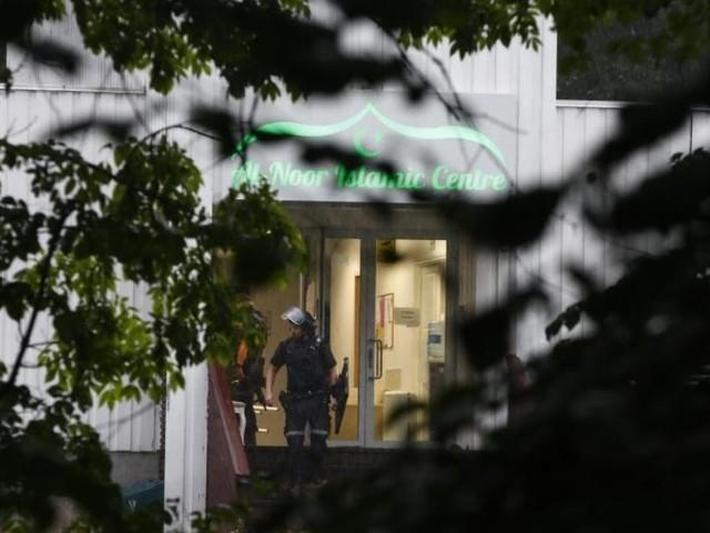 Angriff auf Moschee in Norwegen zum islamischen Opferfest