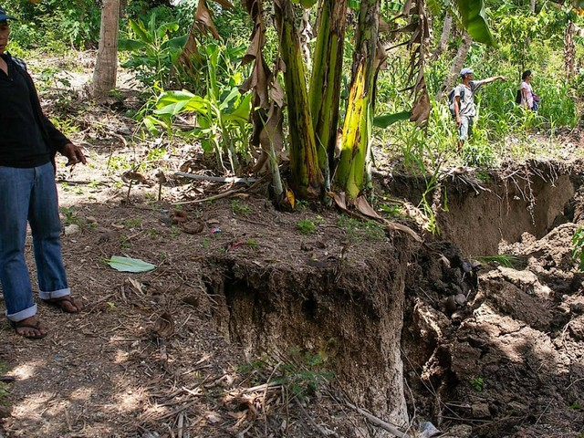 Drei Kinder unter den Opfern: Vier Tote bei schwerem Erdbeben auf den Philippinen
