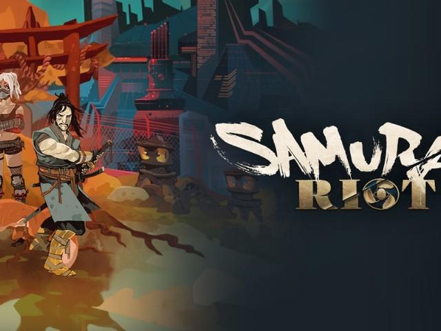 Samurai Riot: Kooperativer Arcade-Prügler mit multiplen Enden für den PC angekündigt