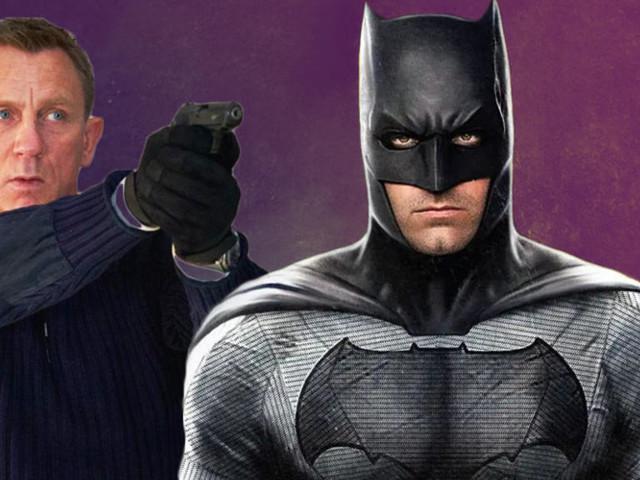Batman stellt Bond in den Schatten: Darf Ben Affleck nicht zur 007-Premiere?