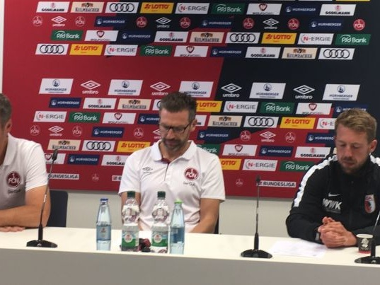 """U21 schlägt Augsburg 4:2 nach 0:2 – Geyer """"richtig beeindruckt"""""""