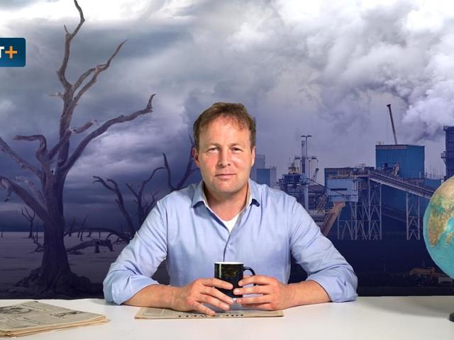 Entscheidet die Klimakrise über die Zukunft der Menschheit?