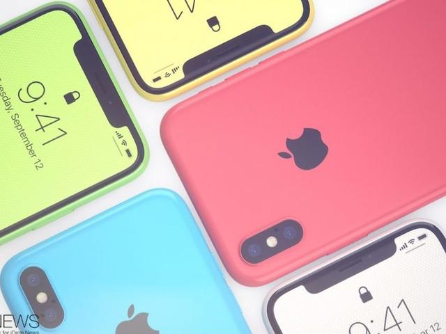 Apple iPhone Xc: Schade – leider nur ein Konzept