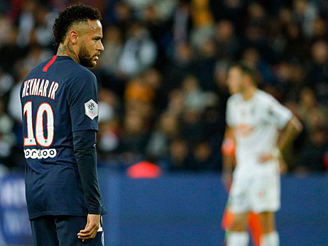 Ligue 1: PSG-Star Neymar: Schwalben als Selbstschutz