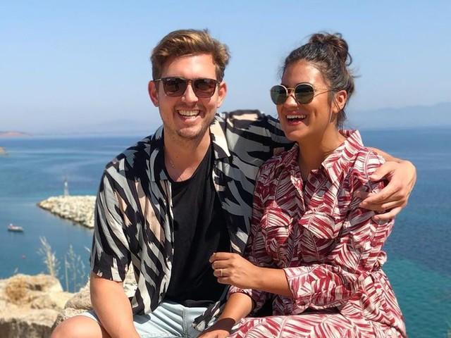 Hawaiianische Traumhochzeit: Steffi Brungs unter der Haube!