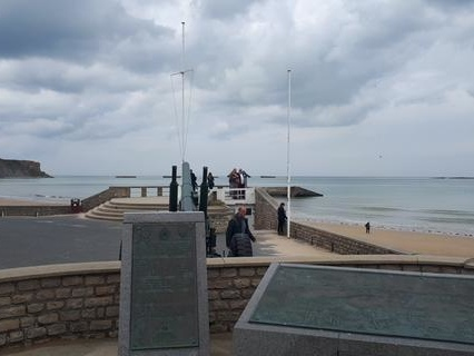 Streifzug durch die Normandie auf den Spuren des D-Day